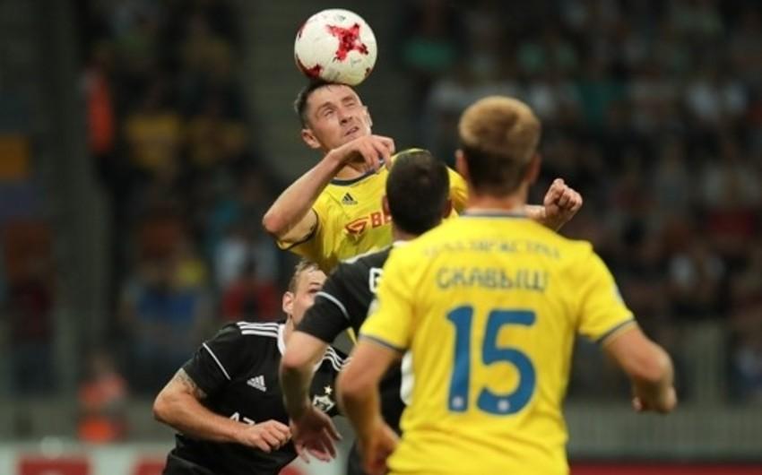 BATE-nin futbolçusu: Qarabağ topa bizdən çox sahib olurdu