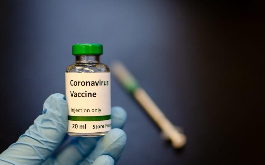 Koronavirus peyvəndi ilə bağlı açıqlama -