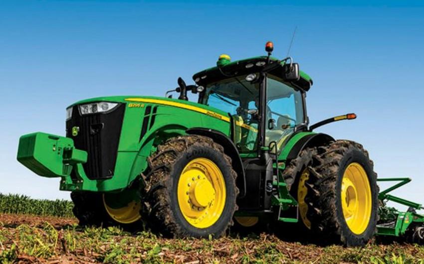 В Гусарском районе будут собирать тракторы