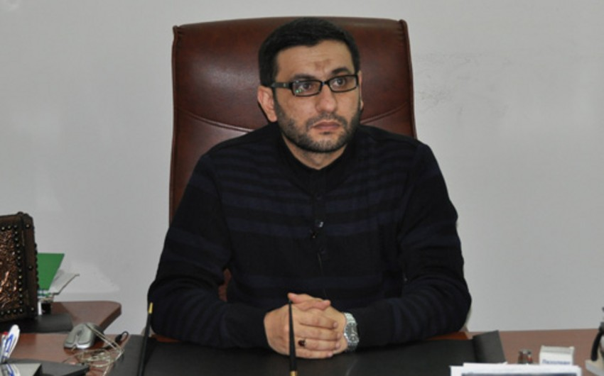 Хаджи Шахин Гасанли получил должность в Управлении мусульман Кавказа