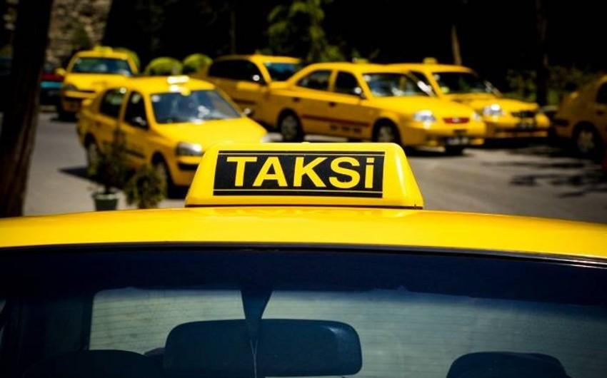 Azərbaycanda naməlum şəxslər taksi sürücüsünü qaçırıblar
