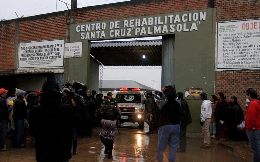 Boliviyada 30-dan çox məhbus koronavirusa yoluxdu