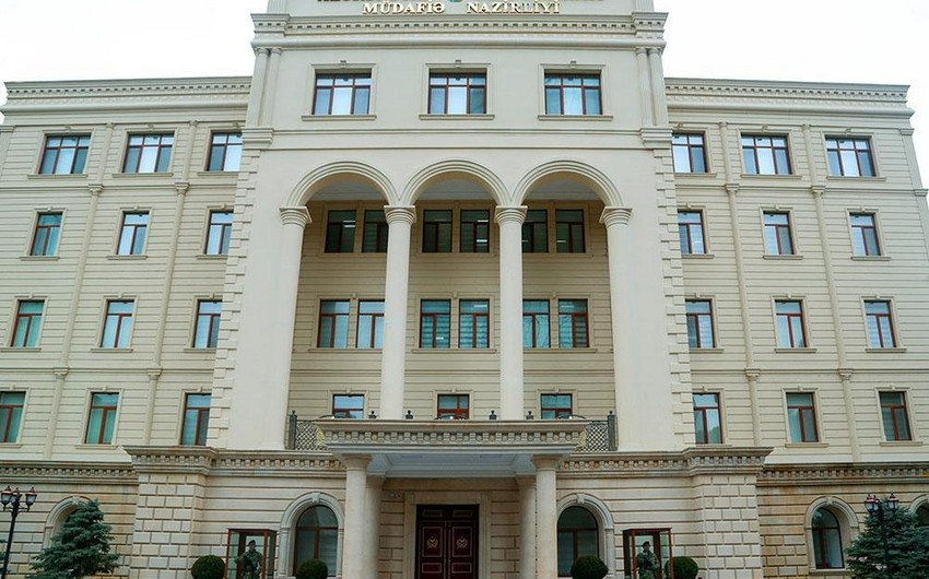 Defense Ministry: Azerbaijani fighter aircraft was not shot down