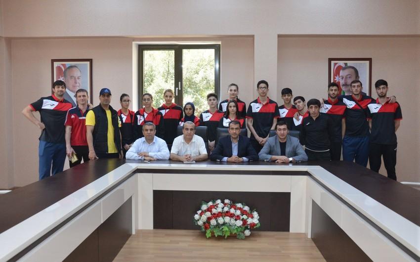Azərbaycan Avropa çempionatında 15 taekvondoçu ilə təmsil olunacaq