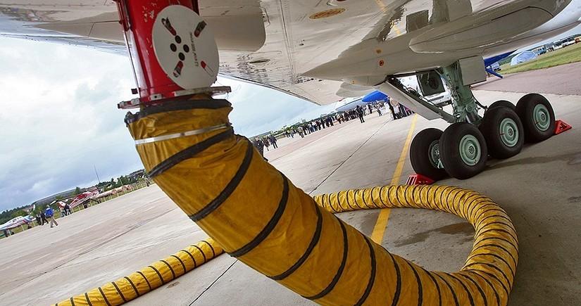 SOCAR в июле поставила в Украину 4 тыс. тонн авиатоплива