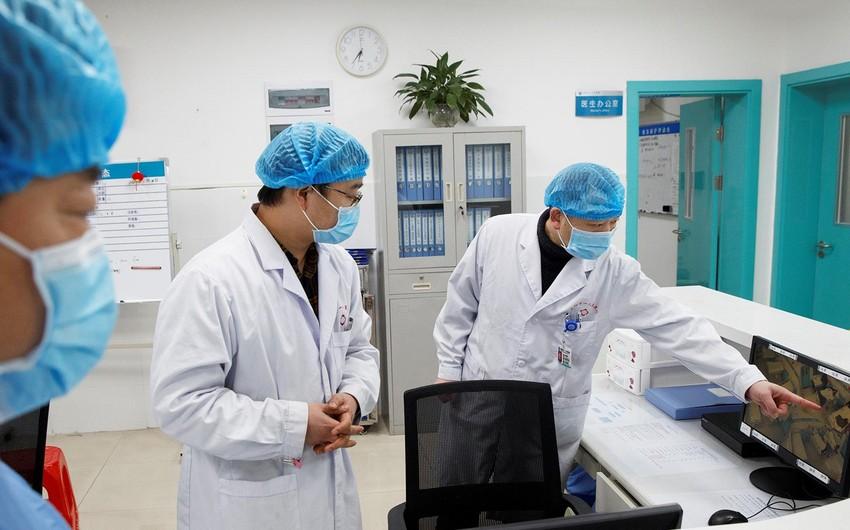 Son 4 ayda Çində koronavirusa ən yüksək yoluxma halı qeydə alınıb