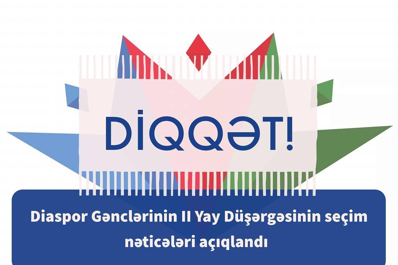 """""""Nəsimi 650"""" Diaspor Gənclərinin II Yay Düşərgəsi iştirakçılarının seçimi başa çatıb"""