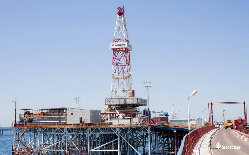 Share of oil and gas sector in Azerbaijan's foreign direct investment down