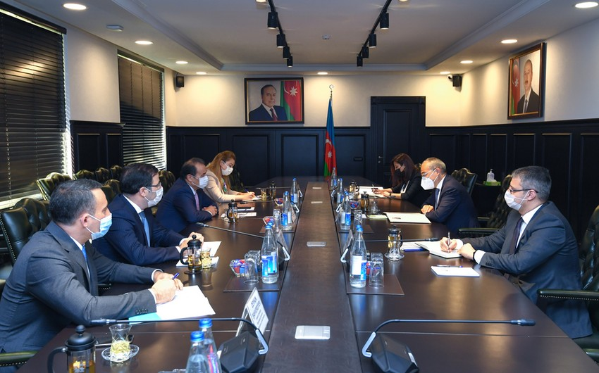 """""""Turkic Vision – 2040"""" strateji konsepsiyası müzakirə edilib"""
