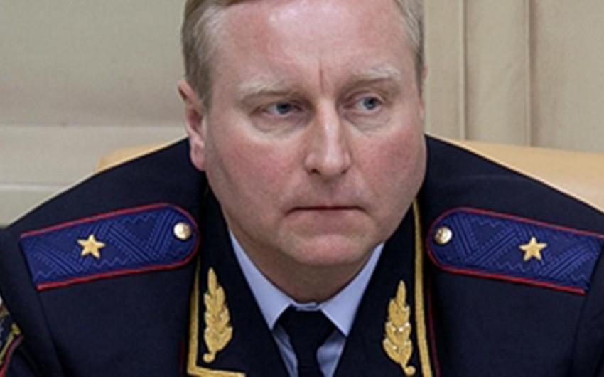 Rusiya DİN-in general-mayoru dələduzluqda şübhəli bilinir