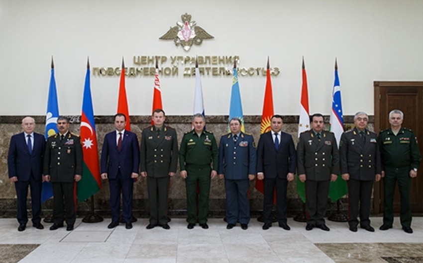 Azerbaijani Defense Minister attends CIS Defense Ministers Council meeting