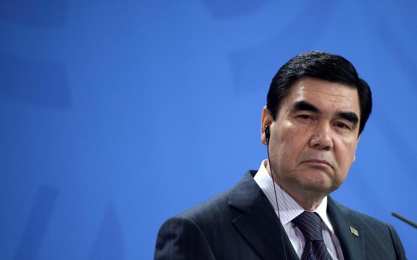 Türkmənistan prezidenti Azərbaycana rəsmi səfərə gələcək