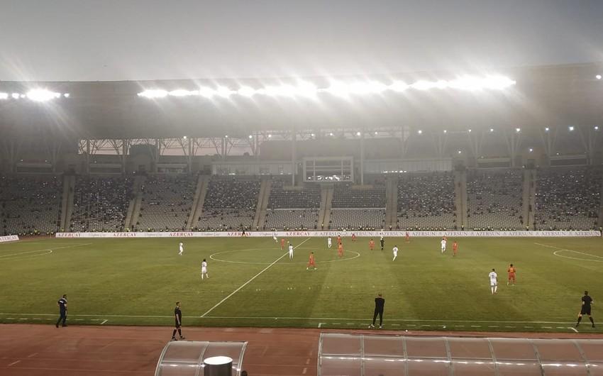 Лига конференций: Карабахсыграл вничью с израильским клубом