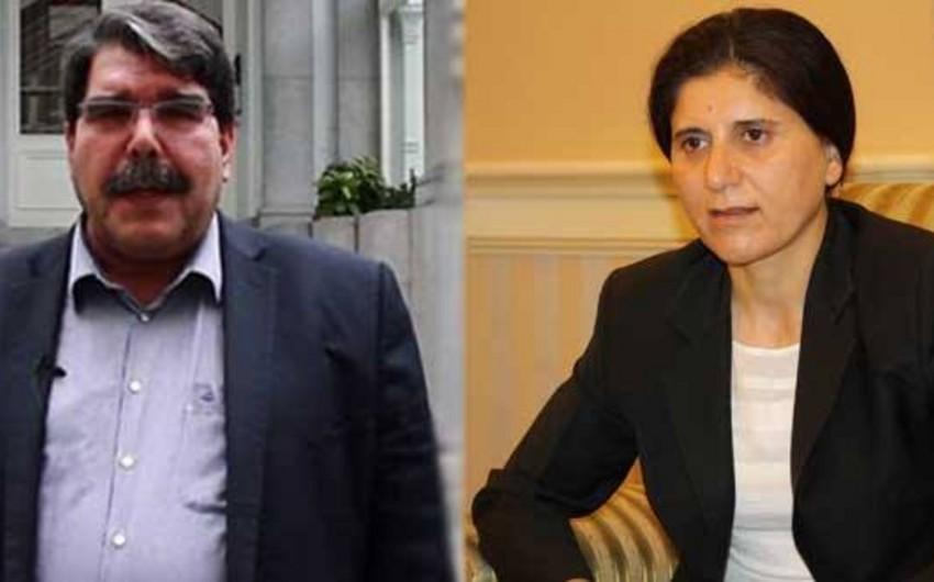 Terrorçu PKK-nın Suriyadakı qolunun həmsədrləri dəyişib