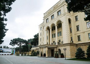 Azerbaijani Army struck headquarters in Aghdara
