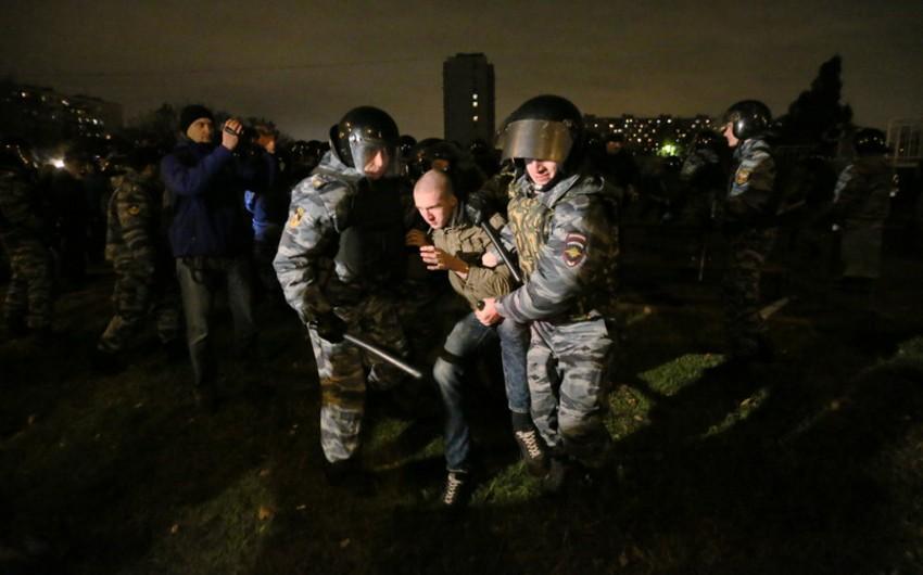 Около 300 человек задержаны или арестованы с начала протестов в Гамбурге