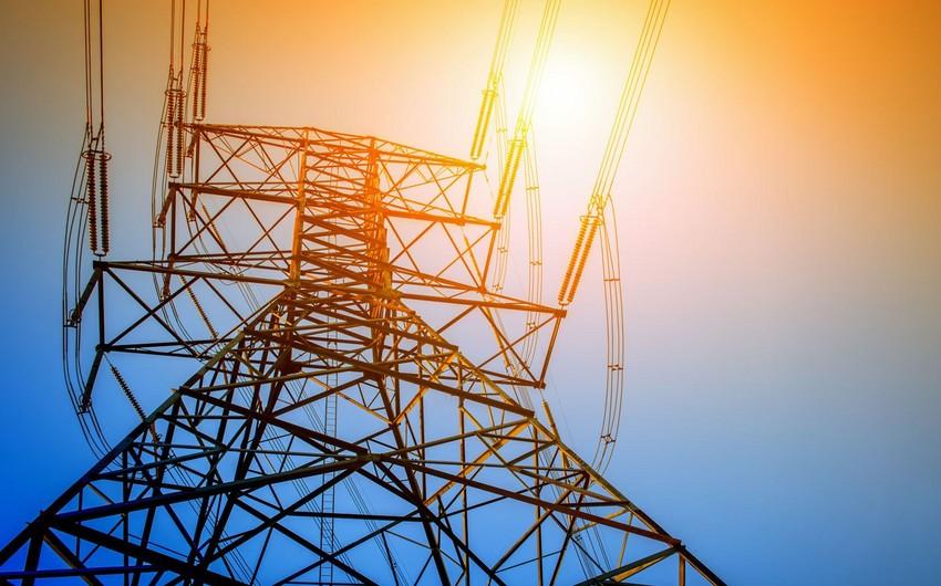 Gürcüstanın Azərbaycandan elektrik enerjisi idxalı azalıb