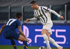 Ювентус сенсационно не вышел в ¼ финала Лиги Чемпионов