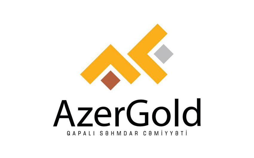 AzerGold увеличил экспортные доходы на 74%