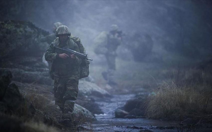 Türkiyə ordusu İraqda 320 terrorçunu zərərsizləşdirib