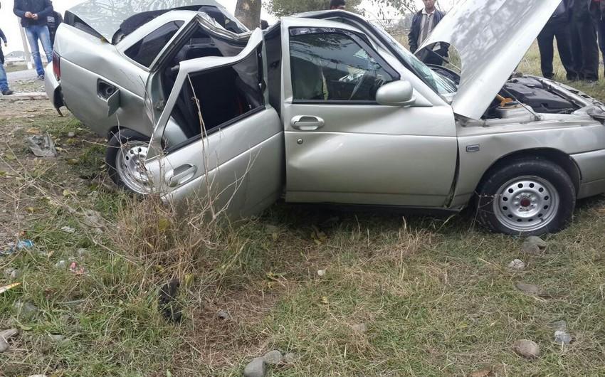 Ötən həftə Azərbaycanın avtomobil yollarında qəzalar zamanı 20 nəfər ölüb, 68 nəfər yaralanıb