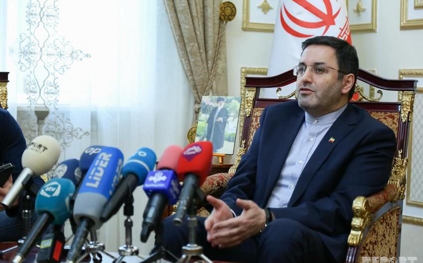 Azərbaycan-İran Hökumətlərarası Komissiyasının iclası martda Bakıda keçiriləcək
