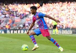 Barselonanın daha bir futbolçusu El Klasikoda zədələnib