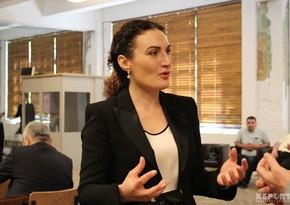 Госминистр Грузии встала на защиту азербайджанцев