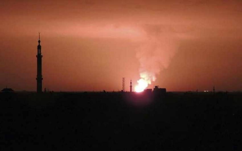 Suriyanın cənubunda baş verən partlayış terror aktı olub