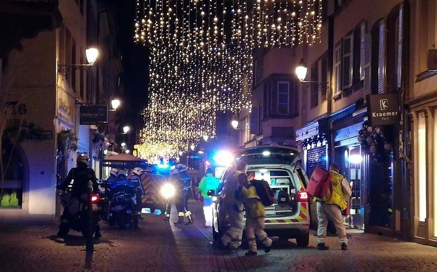 Fransa polisi Strasburqda xüsusi əməliyyat keçirir