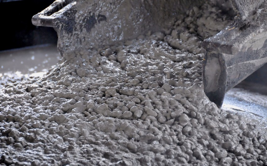 Azerbaijan has increased cement production by 42%