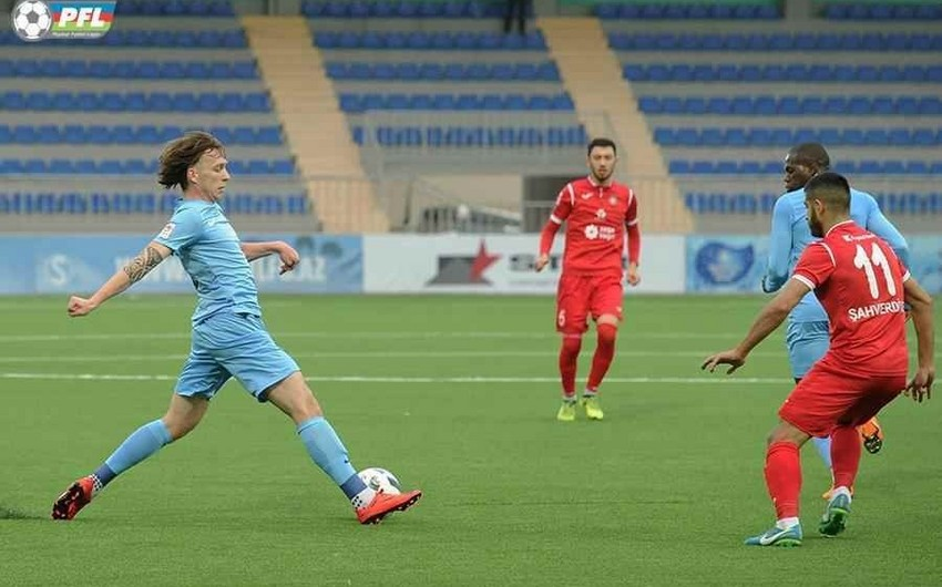 Səbailin futbolçusu Fransa və İslandiya ilə oyunlara dəvət edilib