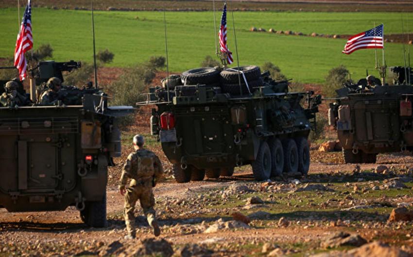 ABŞ Suriyada PKK/YPG-PYD-nin nəzarəti altındakı ərazidə 20 hərbi baza qurub