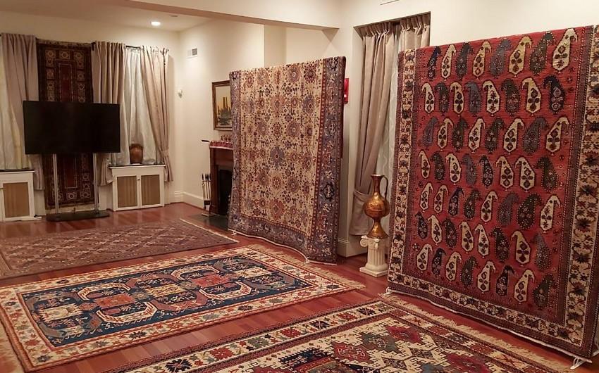 Azərbaycan məhsulları Moskvada sərgidə nümayiş etdirilir