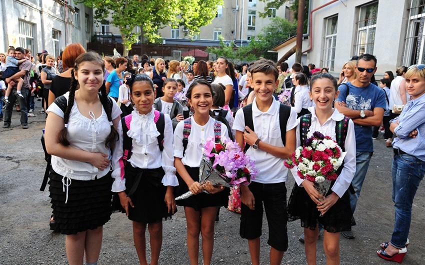 New school year starts online in Georgia