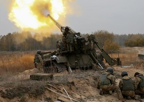 Düşmən Tərtər şəhərini artilleriya atəşinə tutur