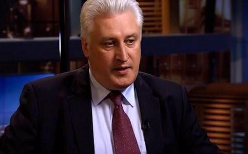 İqor Korotçenko: Sülh müqaviləsi Ermənistanın yeganə şansıdır
