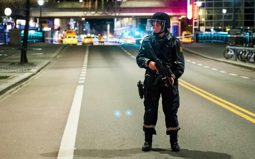Norveçdə silahlı hücumlar edilib, ölən və yaralananlar var