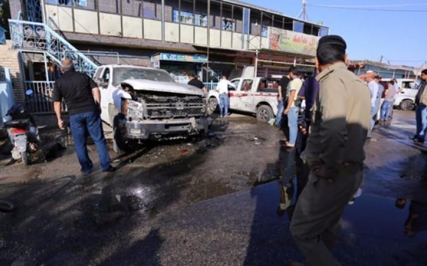 Kərbəlada partlayış olub: 20 nəfər ölüb, 25 nəfər yaralanıb