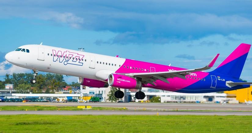 """""""Wizz Air"""" aprelin 18-dən Gürcüstandan uçuşları bərpa edəcək"""