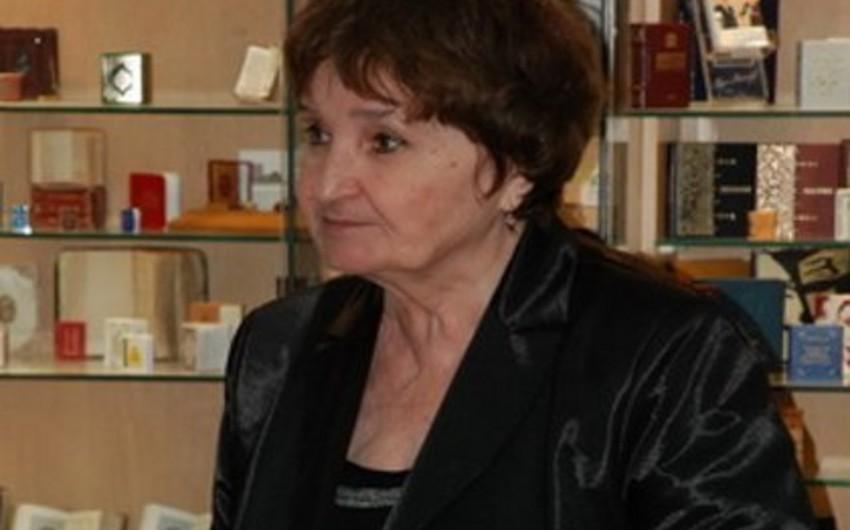 Галина Микеладзе награждена орденом Шохрат