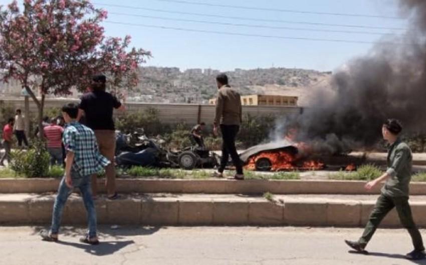 Suriyada terror aktı törədilib, ölənlər və xəsarət alanlar var