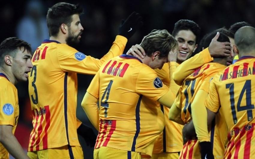 UEFA Çempionlar Liqasının qrup mərhələsində ilk 8 oyun keçirilib - VİDEO