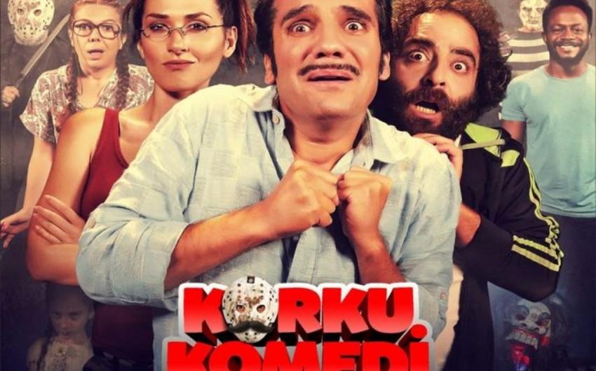 """""""CinemaPlus""""da """"Korku Komedi: Bana Normal Aktiviteler"""" filminin nümayişi olub - VİDEO"""