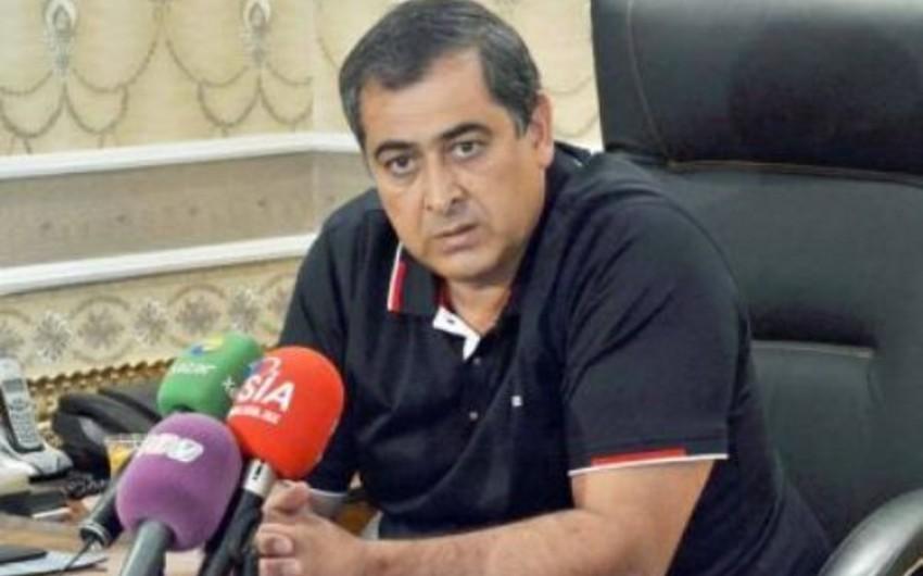 Azərbaycanda federasiya prezidenti istefa verib