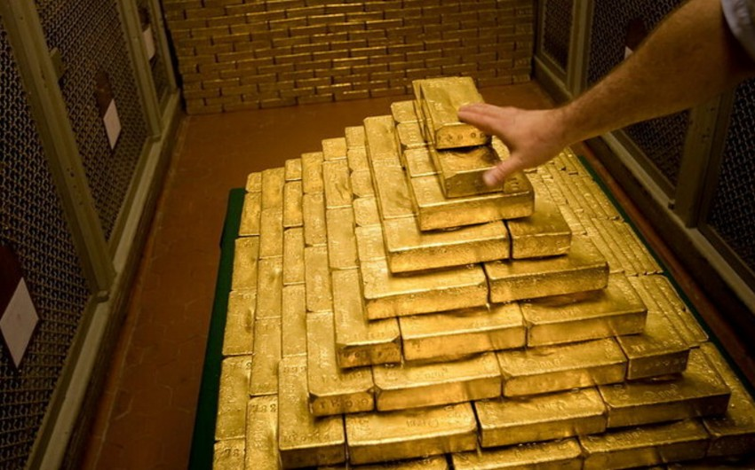 Forecasts by gold producing company in Azerbaijan for next 1.5 years optimistic