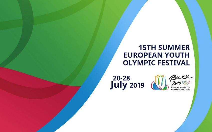 Avropa Gənclərinin Olimpiya Festivalı: Cırtdan və Bəbir nağılı