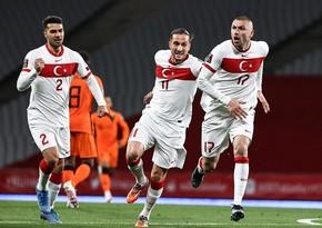 ЧМ-2022: Турция обыграла Нидерланды