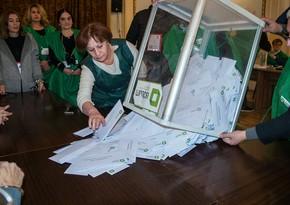 В Грузии объявлены результаты экзитполов