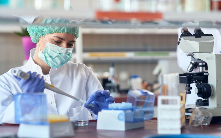 Azerbaijan brings equipment to study COVID-19 genome